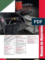 Catalogo Rubbermaid de Manejo de Materiales Pags 83 a 109