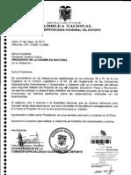 Ley del Deporte, Educación Física y Recreación (Texto para votación)