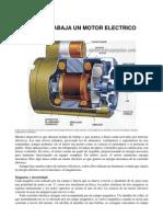 Como Trabaja Un Motor Electrico