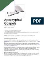 Aprocryphal Gospels