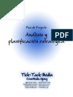 Plan de Proyecto TickTack Media