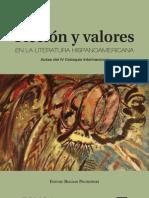 Ficción y valores en la literatura hispanoamericana. Tomo I. Actas del IV Coloquio Internacional
