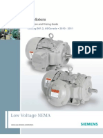 D81.2 Siemens NEMA Selection and Pricing Guide April 2011