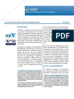 2009 Brazil Microfinance Analysis and Benchmarking Report - Portuguese