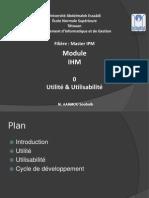 0- utilité & utilisabilité