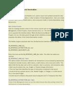 Auto Invoice in Accounts Receivables Guide