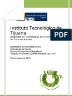Documento de Estandares de Diseño