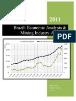 Economic Analysis Brazil FINAL