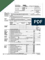 Vice-President Biden's 2000 Tax Return