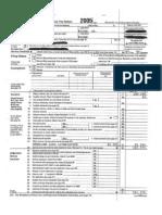 Vice-President Biden's 2005 Tax Return