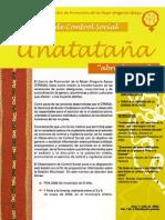 Boletín Uñatataña 1