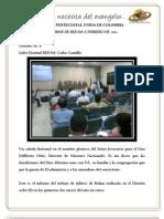 Informe REFAM a Febrero 2012 - Distrito 8