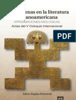 Los indígenas en la literatura hispanoamericana, aproximaciones axiológicas – Tomo I. Actas del V Coloquio lnternacional