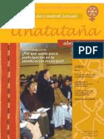 Boletín Uñatataña 12