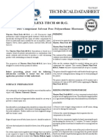 Flexi Tech 60rg Data