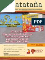 Boletín Uñatataña 25
