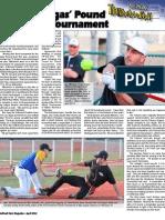 ASA Pound for Pound Tournament Softball West Magazine April 2012 Page 27