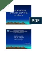 Recorriendo Zamora - Guatire