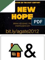 A New Hope - Agate 2012
