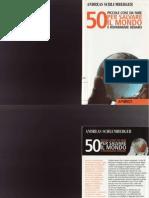 50 Piccole Cose Da Fare Per Salvare Mondo e Risparmiare Denaro
