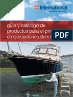 Internatinal - Catálogo Pinturas Embarcaciones de Recreo