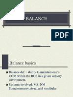 Balance 4565