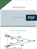 OG Estereoscopía