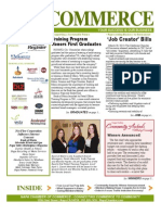 Commerce Newsletter April 2012