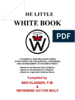Ben Klassen - Victor Wolf - The Little White Book
