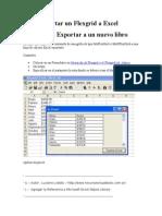 240 Exportar e Importar Excel
