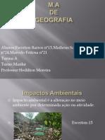 M.a de Geografia Marcelo