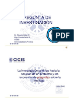 Clase Pregunta de Investigacion Proposito y Objetivos (1)
