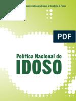 Politica Nacional Do Idoso