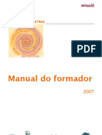 Manual Do Formador Alem Das Letras 2007