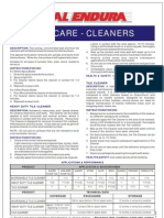Tilecare Cleaners