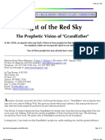 Red Sky Prophecy