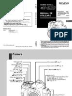 Manual de Utilizare Olympus E-620