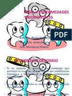 Caries Dental y Enfermedades Periodontales