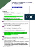 Programação Diária Bienal - 10.04