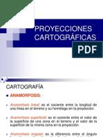 Presentación 4 - PROYECCIONES CATOGRÁFICAS