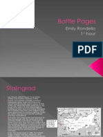 Battle Pages