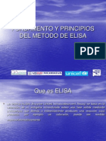 Fundamento y Principios Del Metodo de Elisa