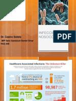 infeccines nosocomiales