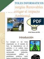 Presentacion Energia Ecologia