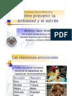 Presentacion a Cano-Vindel