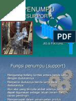Penumpu (Support)