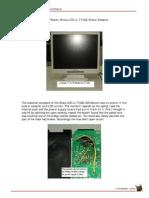 Repair Lcd Monitor Sharp