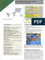 2 741 Sistema de Reutilizacion de Aguas Negras y Grises en Chorrillos Lima Peru