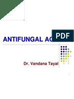 Antifungal Lecture