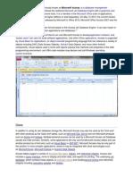 Microsoft Office Access